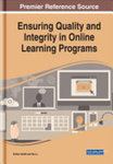 Ensuring quality and integrity in online learning programs by Esther Smidt and Rui Li