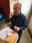 DNA testing: Prof. Travis Ingersoll by Anita Foeman