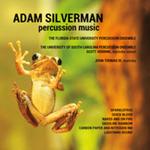 Adam Silverman: Percussion Music