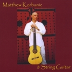 Matthew Korbanic: 8 String Guitar by Robert Maggio