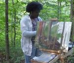 Art in the Gordon Natural Area with Prof. Kate Stewart's Classes (7)