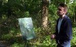 Art in the Gordon Natural Area with Prof. Kate Stewart's Classes (19)
