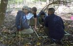 Dr. Fairchild's Population Biology Class in the Gordon Natural Area (3)