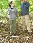 Dr. Fairchild's Population Biology Class in the Gordon Natural Area (10)