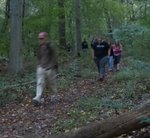 "Karin Volkwein's ""Sport, Culture, and Society"" class (KIN 246) visits the Gordon Natural Area (3)"