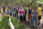 Honors Class visits Gordon Natural Area (4)