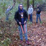 Friars Society Removes Amur Honeysuckle & Privet, Gordon Natural Area (1)