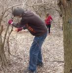 Removing Non-native Vines from the Gordon Natural Area (3)