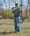 Tree Campus USA/Arbor Day 2015 tree planting, Gordon Natural Area (16)