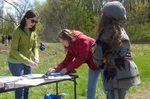Tree Campus USA/Arbor Day 2015 tree planting, Gordon Natural Area (24)