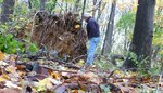 Superstorm Sandy Damage 2012, Gordon Natural Area (10) by Gerard Hertel