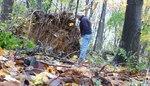 Superstorm Sandy Damage 2012, Gordon Natural Area (23) by Gerard Hertel