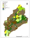 Plum Run Sampling Site Map