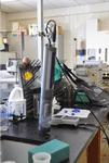 YSI 6600V2 Data Sonde on Lab Bench, WCU Environmental Health Laboratory by Charles V. Shorten