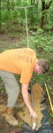 Soil Sampling, Gordon Natural Area (2)
