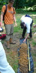 Soil Sampling, Gordon Natural Area (6)