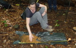 Soil Sampling, Gordon Natural Area (9)