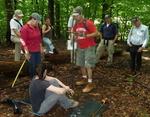 Soil Sampling, Gordon Natural Area (10)