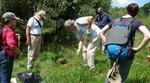Soil Sampling, Gordon Natural Area (13)