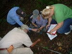 Soil Sampling, Gordon Natural Area (19)