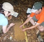 Soil Sampling, Gordon Natural Area (20) by Gerard Hertel
