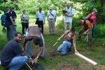 Soil Sampling, Gordon Natural Area (34)