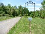 Road through the Gordon Natural Area (2)