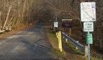 Road through the Gordon Natural Area (5)