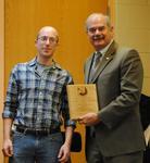 Gordon Fest 2013 - Jason Ryndock of PA DCNR & President Weisenstein