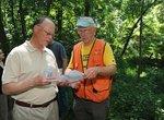 U.S. Forest Service Visit, Gordon Natural Area (5)