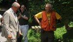 U.S. Forest Service Visit, Gordon Natural Area (6)