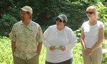 U.S. Forest Service Visit, Gordon Natural Area (14)