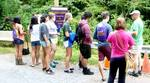 Board of Governors Scholars visit the Gordon Natural Area (11)