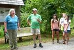 Board of Governors Scholars visit the Gordon Natural Area (16)