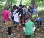 Board of Governors Scholars visit the Gordon Natural Area (21)