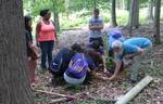 Board of Governors Scholars visit the Gordon Natural Area (22)