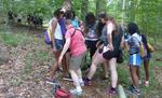 Board of Governors Scholars visit the Gordon Natural Area (23)