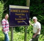 Gerry Hertel's last day in the Gordon Natural Area before moving to Alaska (2)
